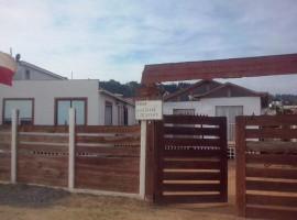 Cabañas sector Chepica