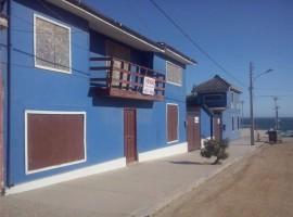 Hermosa Casa Azul El Tabo