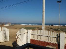 Linda Casa en Primera Línea de la Playa