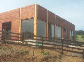 En Venta, Casa Nueva en Sector Chacurra, Pichilemu