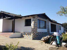 Se Vende Hermosa Casa a Orilla de Carretera en las Cruces, El Tabo