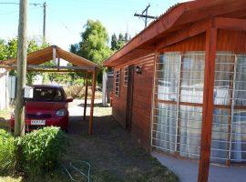 lindas cabañas en Laguna Avendaño, Parral