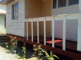 Linda casa con dos cabañas en el pinar el tabo