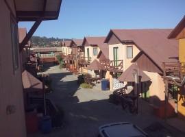 14 cabañas en condominio de veraeno
