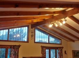 Hermosa Casa Con Piscina En Las Cruces