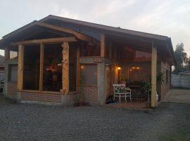Espectacular Casa En Las Cruces