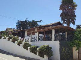 Hermosa Casa En El Tabo