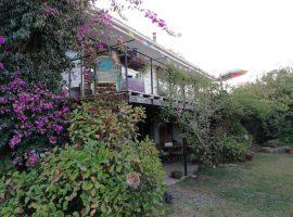Hermosa Casa Esquina En Algarrobo