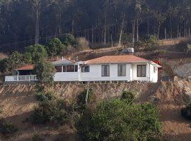Oportunidad Parcela Las Cruces frente a la Laguna El Peral con hermosa Casa