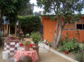 Hermosa casa en el tabo, calle Purisima.
