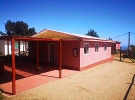 Casa nueva con base sólida (VENDIDA!)